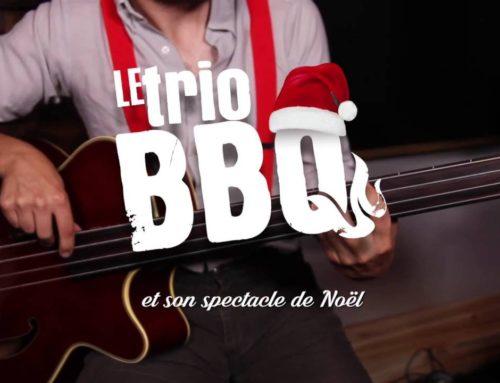Le Trio BBQ – White Christmas (Noël)