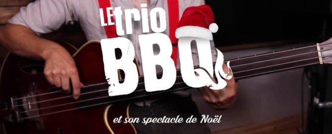 Le Trio BBQ - White Christmas (Noël)