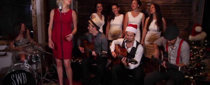 Le Trio BBQ et VoxA4 (Spectacle de Noël)