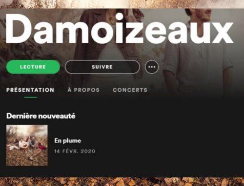 Qui dit nouveau nom, dit nouveau compte Spotify! A…