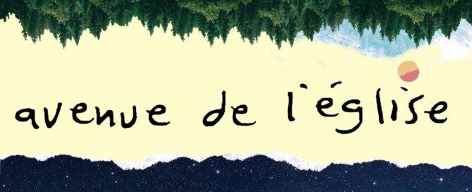 Damoizeaux - Avenue de l'église (audio)