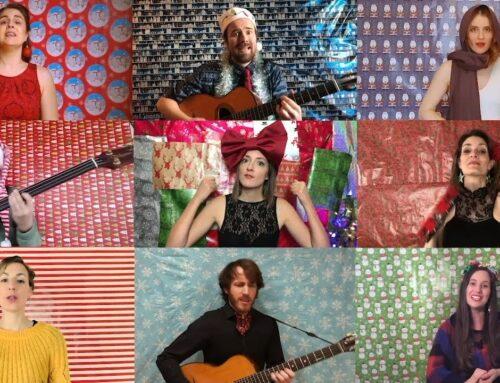 Damoizeaux & VOXA4 – Medley de Noël à la Pérusse (reprise)