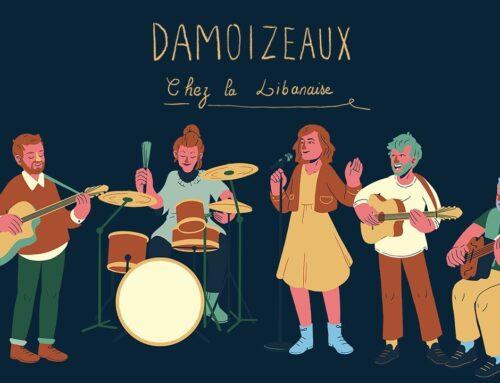 Damoizeaux – Chez la Libanaise (clip officiel)