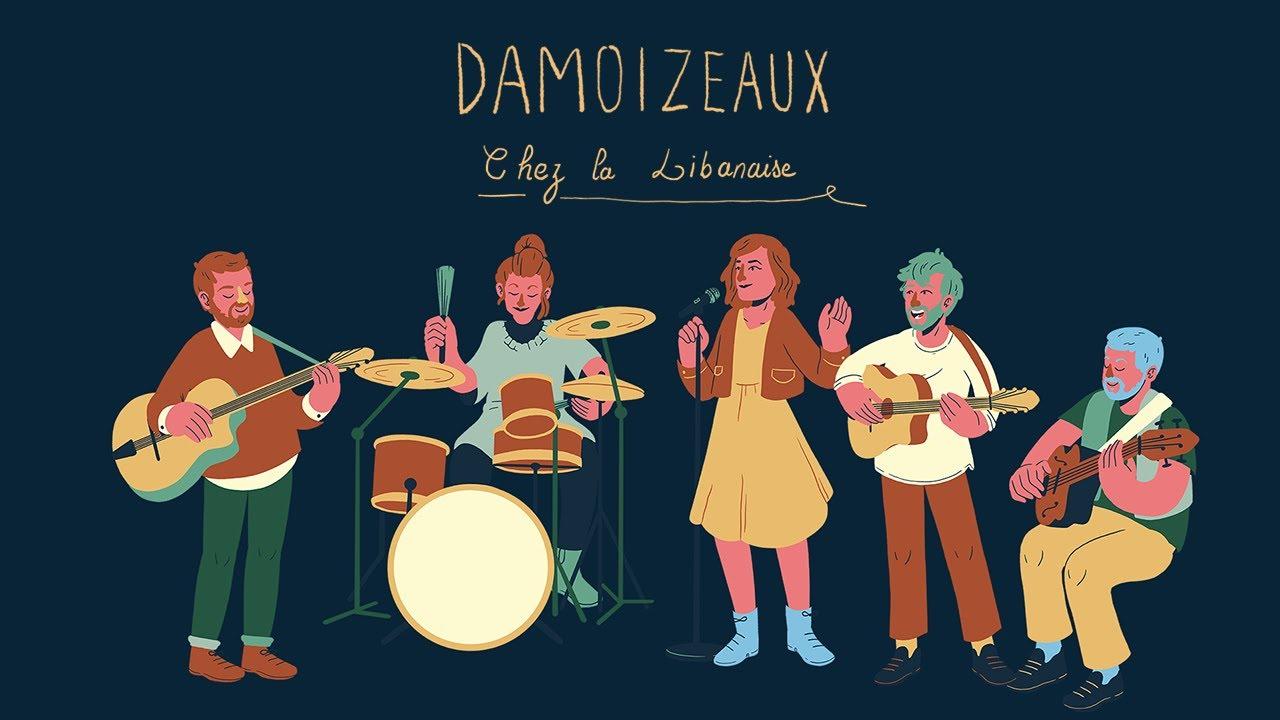 Damoizeaux - Chez la Libanaise (clip officiel)
